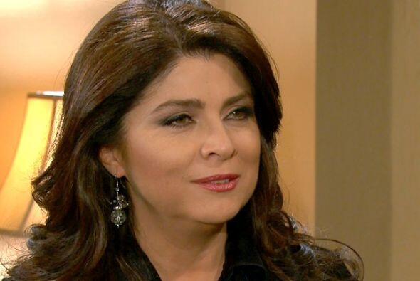 Victoria Ruffo es una diva de las telenovelas y también ha sufrido la in...