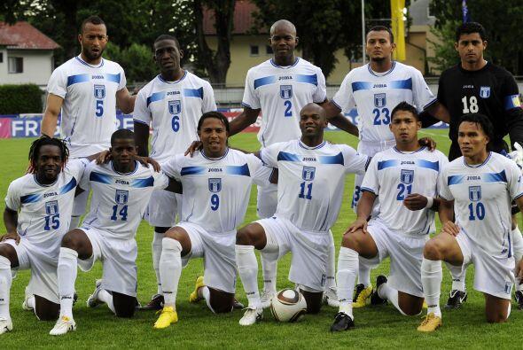 Con la selección hondureña Pavón tuvo la suerte de jugar el Mundial de S...
