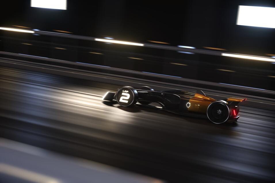 Renault R.S.2027 Vision Concept