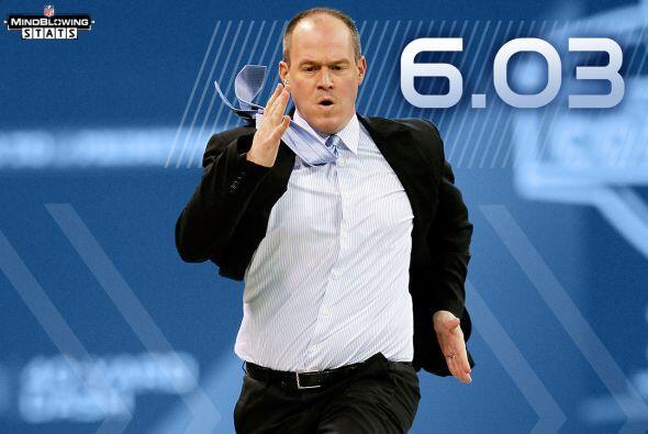 9. Corre Rich corre: Durante los últimos ocho años. Rich Eisen de NFL Ne...