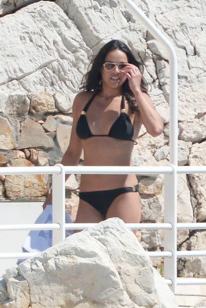 La famosa se fue de vacaciones a Cannes. Vota aquí por los nominados a P...