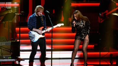 "Ed Sheeran drops duet of ""Perfect Duet"" featuring Beyoncè"