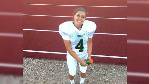 Becca Longo jugará en la NCAA-II a partir del próximo verano.