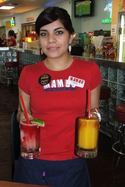 Las hay de mango, fresa, lima y en este caso te presentamos la Margarita...