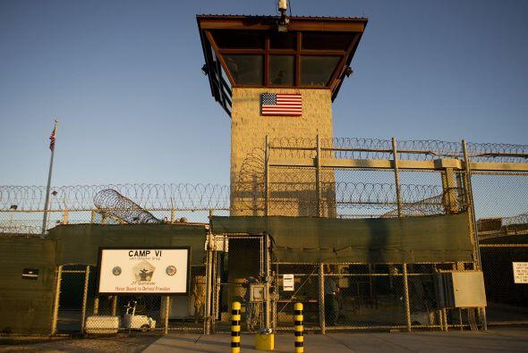 Los vuelos comerciales a la base militar de Guantánamo, en Cuba, fueron...