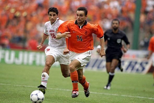 México disputó su tercer juego en St. Ettiene ante Holanda, los europeos...