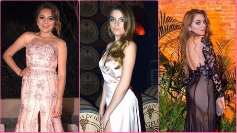 Sofía Castro derrocha belleza y estilo en las fiestas patrias