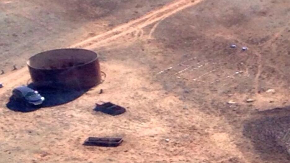 Mujer perdida en el norte de Arizona es rescatada por las autoridades Ab...