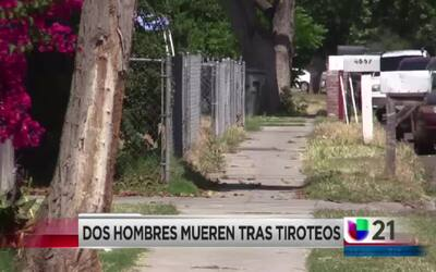 Dos hombres mueren tras tiroteos