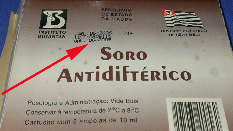 La medicina que recibió el hospital Raúl Leoni de Ciudad Guayana se habí...