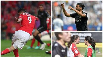 La rabona de Jimenez, los goles de Vela y Mariana: lo mejor de los mexicanos en el exterior