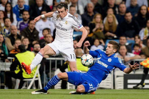 Los dos goles que obtuvo el Real Madrid de ventaja en el juego de ida fu...