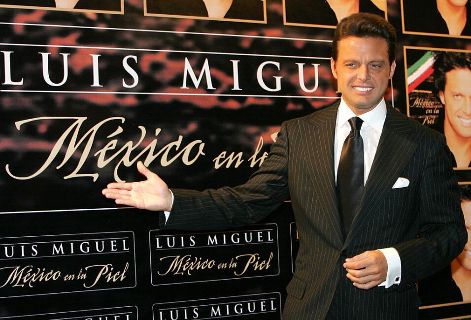 La justicia de EEUU doblega al escurridizo Luis Miguel, la estrella de l...