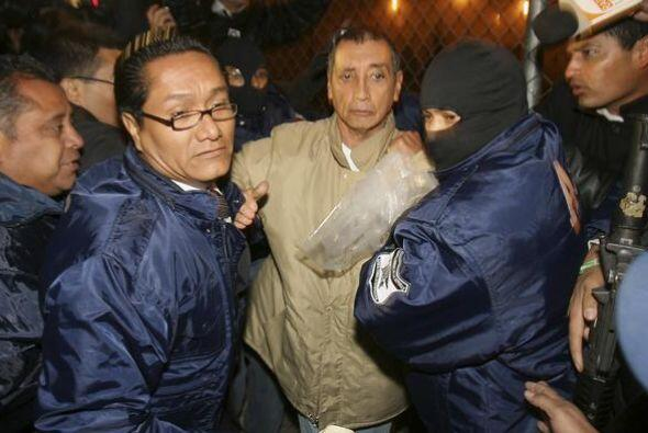 Villanueva fue entregado al vecino del norte en 2010, para ser juzgado p...