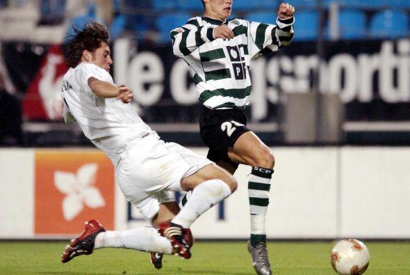 El ingreso de Ronaldo no contribuyó a desenredar el choque del José de A...