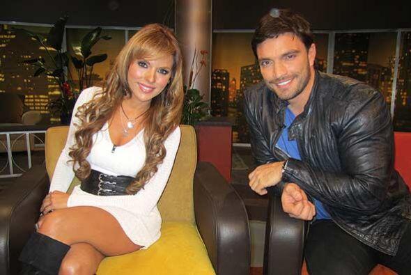Vanessa y Julián hablan de lo que representa esta telenovela en su carrera.