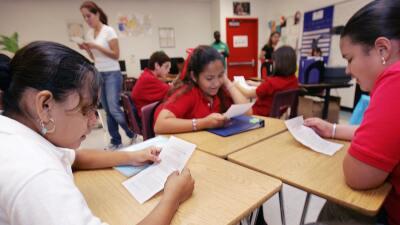 La canciller Fariña quiere mejorar la educación en las escuelas en NYC.