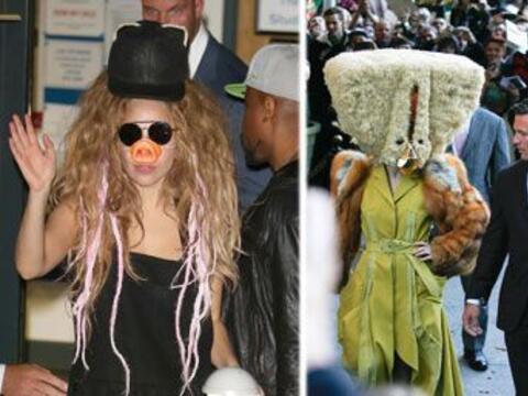 Lady Gaga este año sacó disco, sin embargo, de lo que todo...