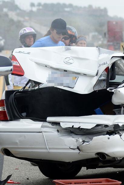 Según reportes de sitios como TMZ, todo ocurrió el sábado 7 de febrero p...