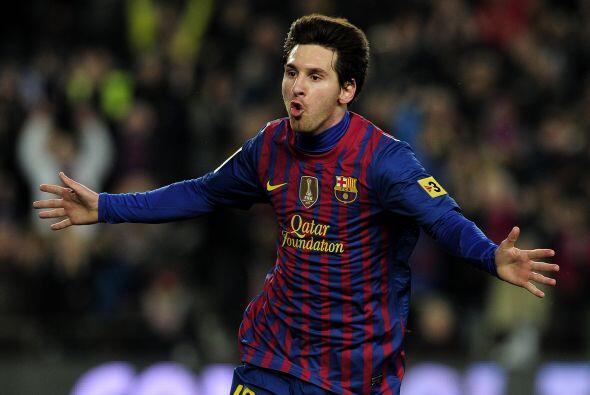 Messi sumó cuatro goles y lució como en sus mejores partidos.