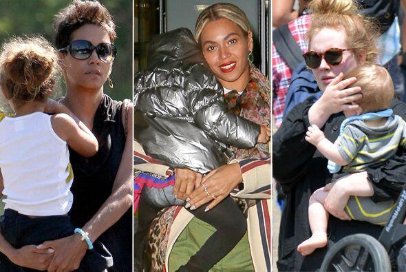 Aunque a las celebridades les encanta posar frente a las cámaras...