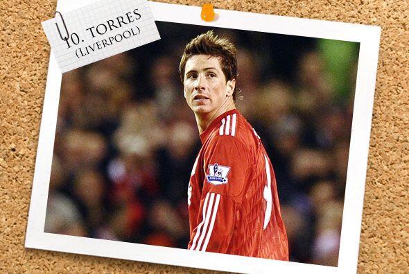 Fernando Torres se reconcilió con el gol y le convirtió dos al Chelsea p...