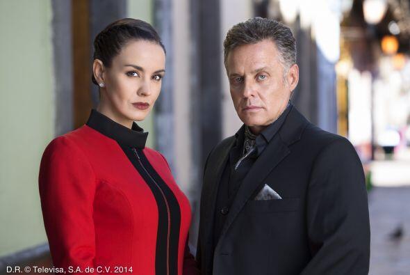 Este personaje es su primer papel como villana en una telenovela.