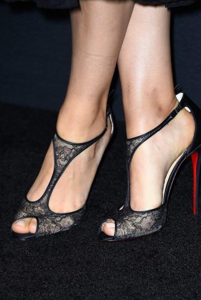 Opta por transparencias en su diseño, así como lo hizo Mila Kunis, ella...