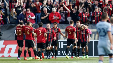 Atlanta United, Tata Martino y sus cuatro fantásticos