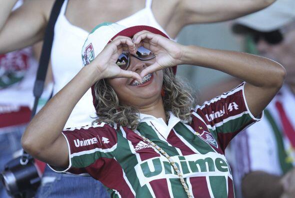El fútbol brasileño, a pesar de algunos visos de violencia...