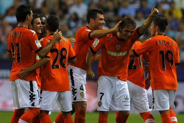 En segundo orden, el Valencia vuelve a la Champions con más sueños que p...