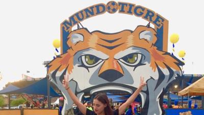 Gloria Murillo, apasionada por el atletismo, festeja con el alma cada triunfo de Tigres