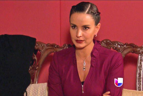 Para fortuna de ella, Candela ya regañó a Prudencia por el mal consejo q...