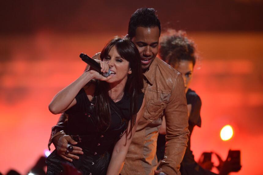 Duetos memorables de Premios Juventud