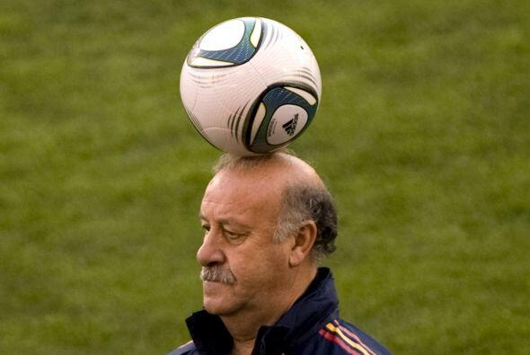 Todos saben que las ideas de España salen de Vicente Del Bosque. Si úste...