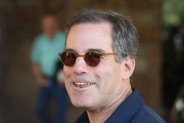 RHODE ISLAND.  El fundador de Providence Equity Partners, Jonathan M. Ne...
