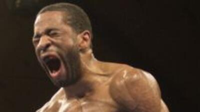 Lamont Peterson peleará ante su público.