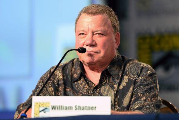 Una piedra del riñón del William Shatner, que interpretó a James Kirk en...