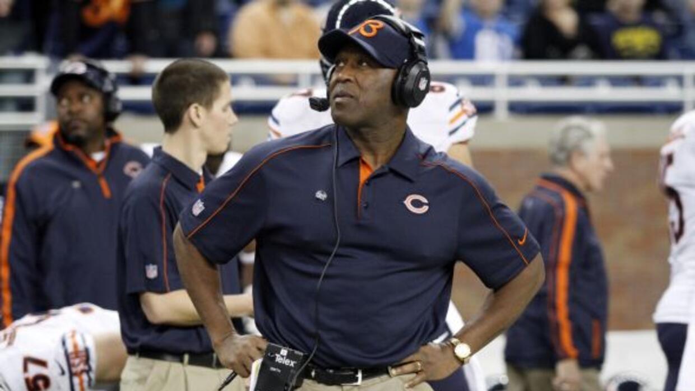 El ex entrenador en jefe de los Bears llevó a este equipo a su último Su...