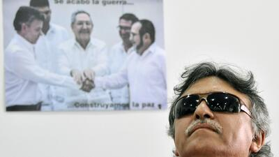 Proceso de paz en Colombia tambalea tras la captura de Jesús Santrich, excomandante de las FARC