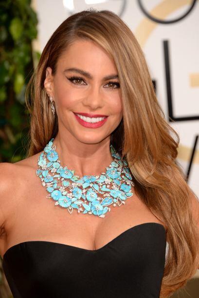 Sofía Vergara ha sido una de las latinas que con los años, ha logrado de...