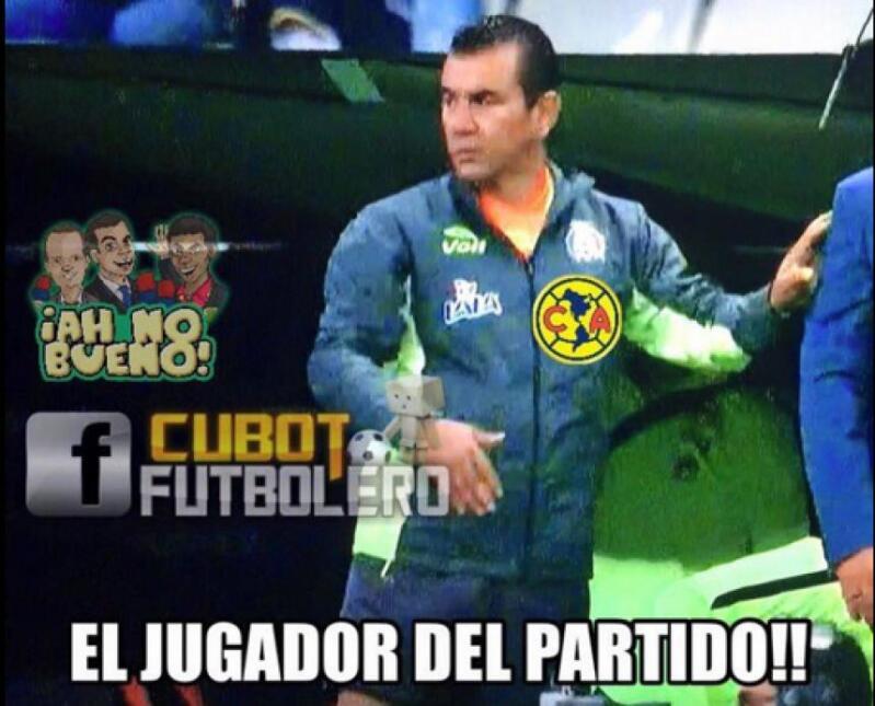 América pasó sobre León 4-1 y los memes de la Liguilla no se hicieron es...