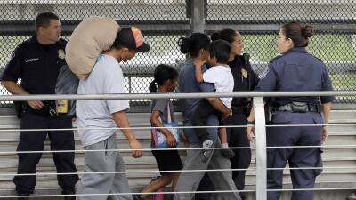 Unos 500 niños separados de sus familias ya fueron reunificados desde el pasado mes de mayo