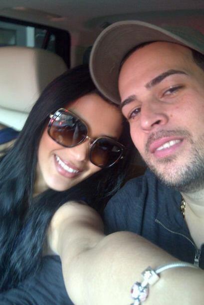 En febrero de este año Audris regresó a la casa de Jonathan en Miami par...