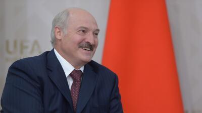 Alexandr Lukashenko, gobernante de Bielorrusia