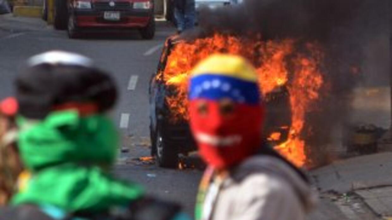 El crimen violento está generalizado en Venezuela, según la alerta.