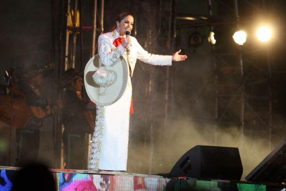 Varios cantantes y grupos musicales amenizaron la celebración.