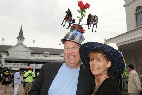 Sin duda, la creación de este sombrero le llevó varias horas a este afic...