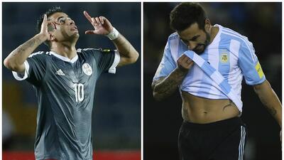 Los paraguayos buscan su segundo triunfo