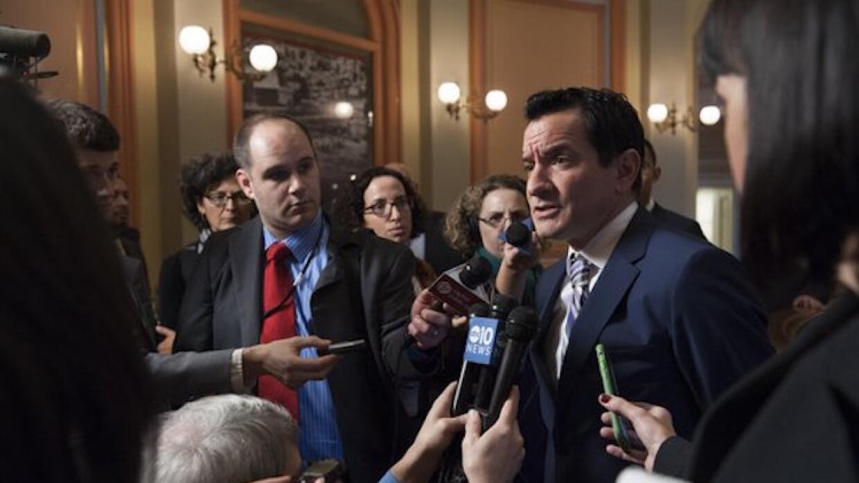 Anthony Rendón, nuevo presidente de la Asamblea Legislativa de California